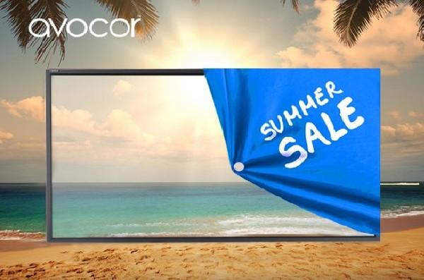 Avocor Summer Promotion